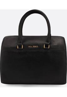 Bolsa Feminina De Mão Textura Via Uno