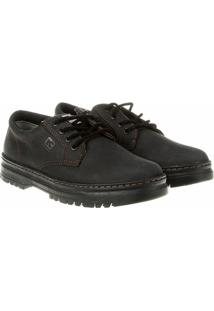 Sapato Casual Couro Kildare Pespontos Tratorado - Masculino