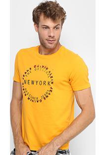 Camiseta Calvin Klein New York Masculina - Masculino
