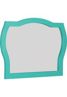 Espelho Jungle 607-1 Verde Anis - Maxima
