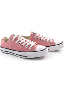 Tênis Rosa All Star Converse