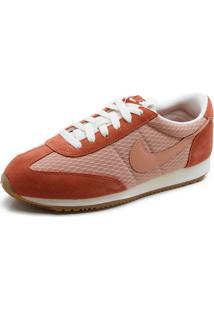 Tênis Nike Sportswear Wmns Oceania Texti Laranja