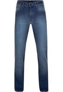 Calça Jeans Pierre Cardin Light Blue Street - Masculino-Azul