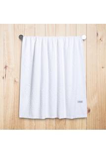 Toalha Rosto Monarca Branco - 50Cm X 80Cm Branco Altenburg