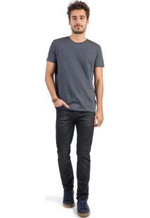 Calça Jeans Skinny Flex Black