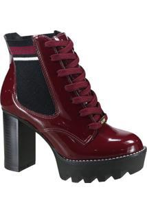 Bota Vizzano Ankle Boot Feminina