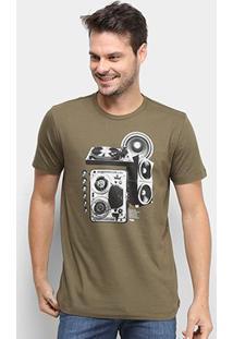 Camiseta Forum Music Masculina - Masculino