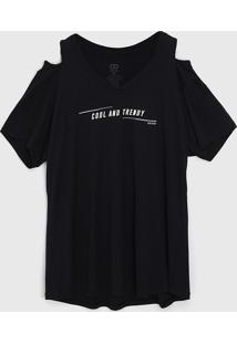 Camiseta Alto Giro Skin Preta