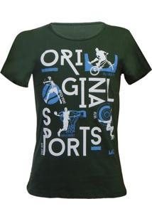 Camiseta Mormaii Bikery - Masculino-Verde