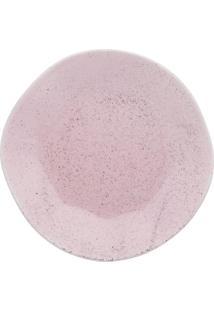 Conjunto De 6 Pratos Rasos 27Cm Ryo Pink Sand