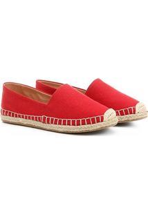 Alpargata Shoestock Lona Feminina - Feminino