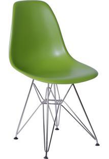 Cadeira Eames Iii Verde