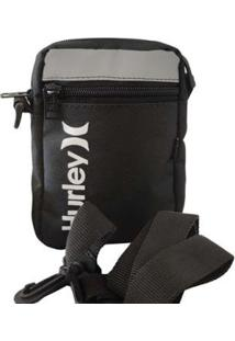Bolsa Hurley Shoulder Bag Cat Eye - Unissex-Preto