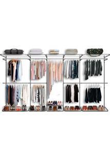 Closet Aramado - Linear Clr371 - 3,70M