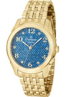 Relógio Champion Analógico Cn26984 - Feminino