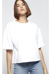 Camiseta Lisa - Brancalevis