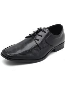 Sapato Broken Rules Verniz Preto