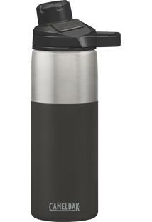 Garrafa Térmica Camelbak Chute Mag Vacuum 600Ml Preto