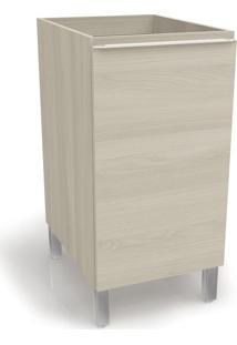 Armário De Cozinha 40 Com 1 Porta C651 Nacre - Kappesberg