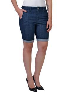 Bermuda Jeans Yck'S Azul