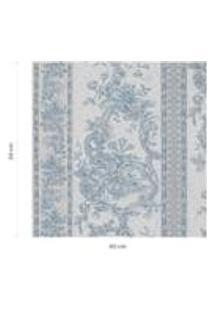 Tecido Para Parede Karsten Wall Decor Eterno Azul