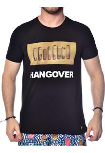 Camiseta Sergio K. Hangover Preta