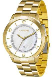 Relógio Feminino Lince Lrg4346L B2Kx