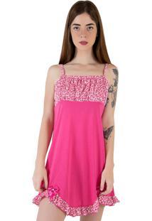 Camisola Linha Noite Pink