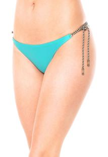 Calcinha Vix String Thai Cheeky Verde