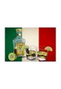 Painel Adesivo De Parede - Tequila - México - 1399Pnm