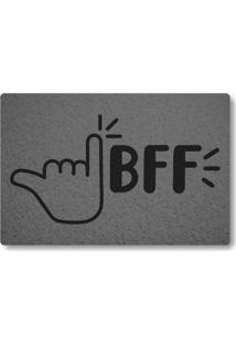 Tapete Capacho Bff - Best Friends Forever
