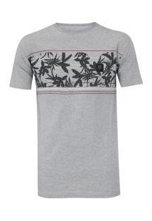 Camiseta Hang Loose Silk Cornwall - Masculina - Cinza