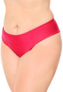 Calcinha Marcyn Hot Pant Lateral Dupla Rosa