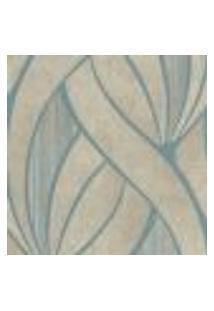 Papel De Parede Futura 44010 Metropolitan Com Estampa Contendo Geométrico, Moderno, Aspecto Têxtil