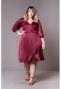 Vestido Ully Plus Size