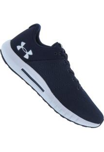Tênis Under Armour Micro G Pursuit - Masculino - Azul Escuro