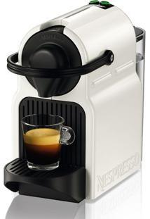 Cafeteira Nespresso Inissia 19 Bar Com Kit De 16 Cápsulas 220V - Branca