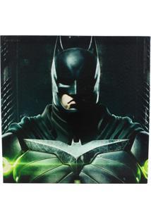 Quadro Injustice Batman Preto E Branco Zona Criativa