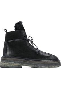 Marsèll Ankle Boot - Preto