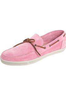 dc312cbc50 ... Mocassim Couro Dafiti Shoes Rosa