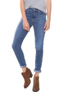 Calça Jeans Levis 721 High Rise Skinny - 29X32