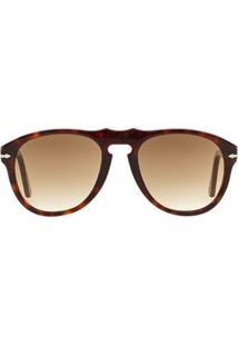 Óculos De Sol Persol Piloto Po0649 Masculino - Masculino