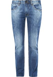Calça Jeans Iódice Denim Lavagem Azul