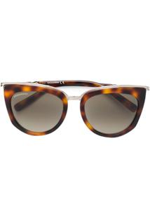Dsquared2 Eyewear Óculos De Sol 'Ashley' - Marrom