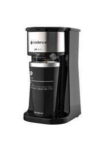 Cafeteira Elétrica Cadence To Go Com Copo Térmico 220V
