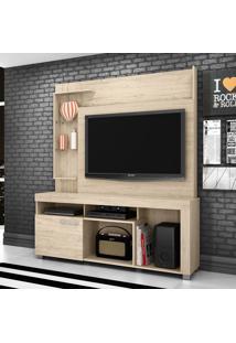 Estante Para Tv Icaro Até 50 Polegadas 599022 Rústico - Madetec