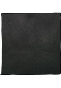 Le Kasha Cobertor Grande - Cinza