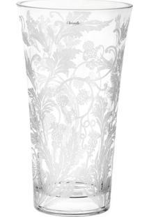 Vaso Cristal Grande Marly Orangerie Christofle