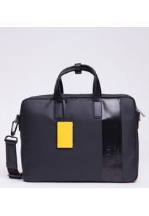 Bolsa Elevated Mix 1G Laptop Bag - Preto - U