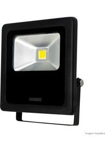Refletor Para Lâmpada Tr Led 50W 5000K Preto Taschibra